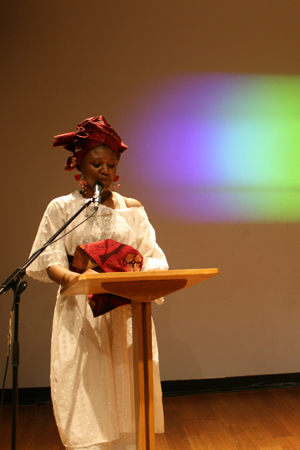 Edoheart presenting HOW TO BE A POEM OR PEOPLE OF COLOR: A READING OF THE SIGNIFICANCE OF COLOR FOR THE Ẹ̀DÓ OF NIGERIA